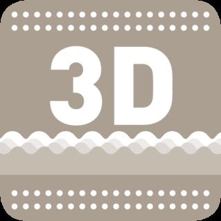 3D Foam